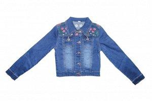 Куртка 132741-8 джинс