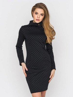 Элегантное платье, длина 85 см