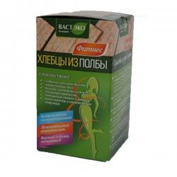 Хлебцы из полбы ломтики без соли ВАСТЭКО, 90 гр