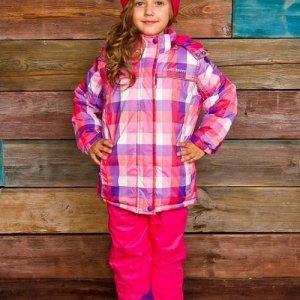 Комплект Куртка и полукомбинезон для девочки
