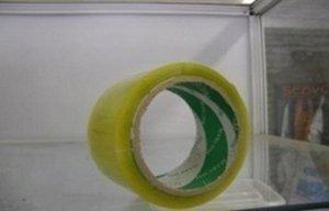 Скотч  КНР прозрачный 45 мм х 50м (72)