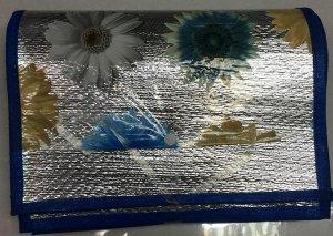 Коврик пляжный фольгированный 90*170 см