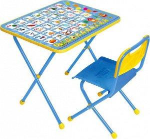 """Набор мебели """"Азбука"""" (пласт. стул)"""
