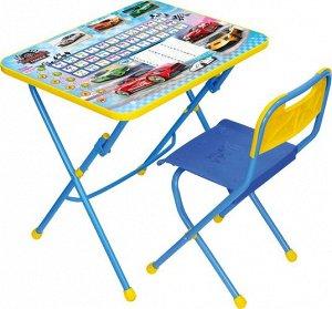 "Набор мебели ""Большие гонки"" (стол +пласт. стул)"