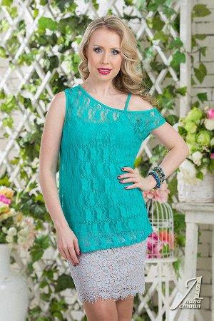 Блуза Изумруд размер 50