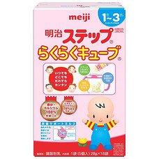 Детская смесь Meiji RakuRaku Cup