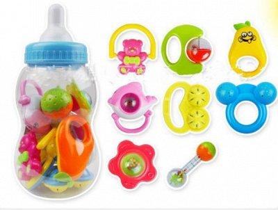 Детский мир: одежда, обувь, аксессуары, игрушки. Наличие! — Для малышей (погремушки, подвески, каталки и пр.) — Погремушки