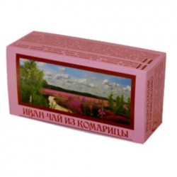 Иван-чай с листом смородины в пакетиках, 30 гр