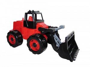 """""""Геракл"""", трактор-погрузчик 22370 (1/12)"""