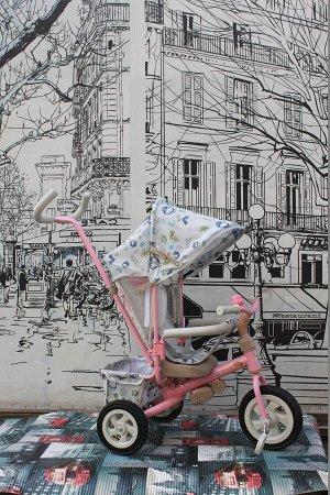 Велосипед 3-х колесный с толкателем DT125А-06