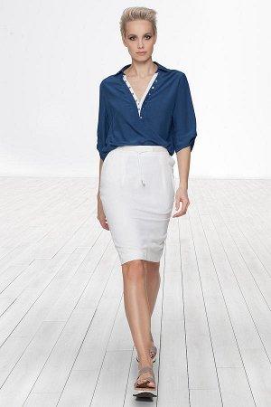 Новая белая юбка MR размер 42-44