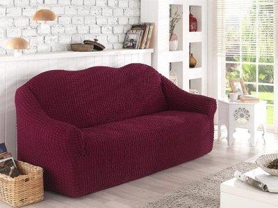💥Весь Текстиль для дома! Только качество! Лучшее! Турция — Ликвидация! чехол для дивана двухместный, без юбки — Покрывала и пледы