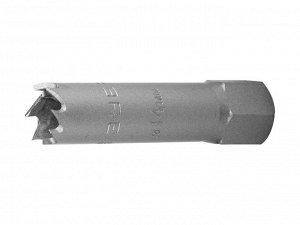 ЗУБР 14мм ЗУБР 14мм, коронка биметаллическая, быстрорежущая сталь