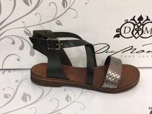 Продам стильные сандалии (натуральная кожа)