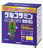 БАД: Глюкозамин и Хондроитин в порошке ORIHIRO, 30 стиков