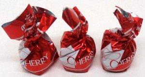 Шоколадные конфеты Вишня в ликёре 1/2,5кг.( конфеты) Миешко Польша