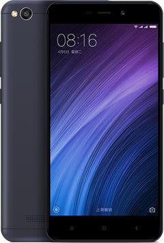 Классный телефон xiaomi Redmi 4A по акции темно синий