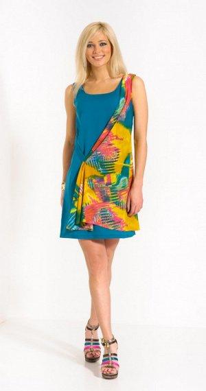Летнее платье на 54 размер