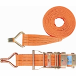 Ремень багажный с крюками 0,05х10 м., храповый механизм //STELS Россия