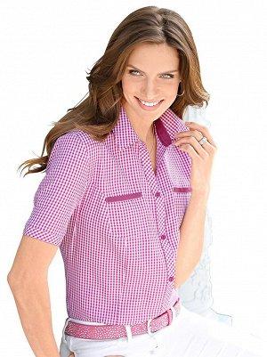 Рубашка Witt т.-розовая, 48-50 р-р