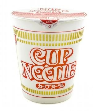 Лапша Cup Noodle /classic