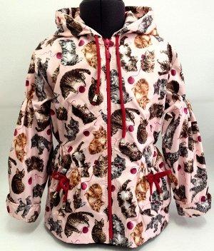 Классная курточка на флисе