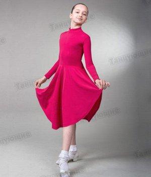 Платье рейтинговое +5см 14а бифлекс Корея