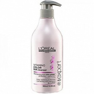 Loreal vitamino color soft cleanser шампунь