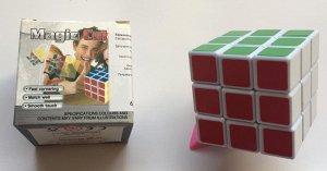 Кубик Рубика 5,7 см в кор.6*6*6 см