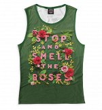 Майка для девочки  Stop and Smell the Roses  NAD-845342-may-