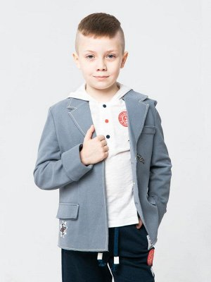 Пиджак трикотажный De Coussart, одежда класса люкс