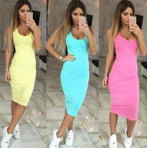 Платье майка,46-48 размера