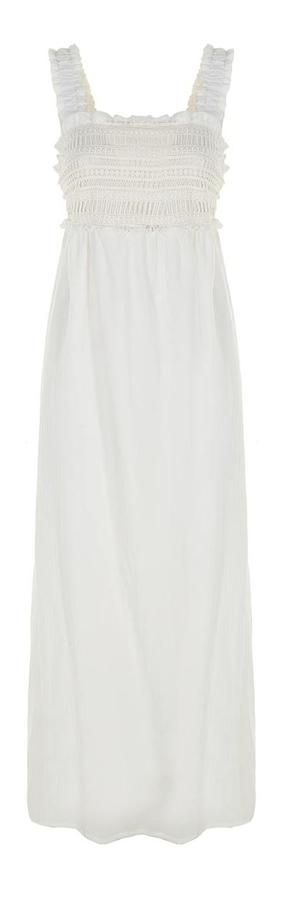 Платье-сарафан  хб, с подкладом