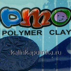 Полимерная глина DMO, упаковка 50гр, цвет темно-синий 012, ОПТ Полимерная глина DMO, упаковка 50гр, цвет темно-синий 012