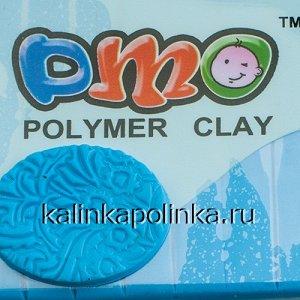 Полимерная глина DMO, упаковка 50гр, цвет голубой 048, ОПТ Полимерная глина китайская DMO, цвет голубой 048, упаковка 50гр