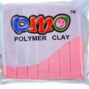 Полимерная глина 50гр DMO Люминесцентный(светится в темноте) Розовый SH-103, упаковка 50гр.