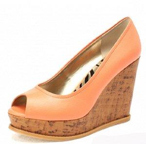 Солнечные модные удобные яркие туфли !!!