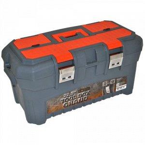 """Ящик для инструментов """"Grand Solid 16,5"""" 42х25х23см  BR3933"""