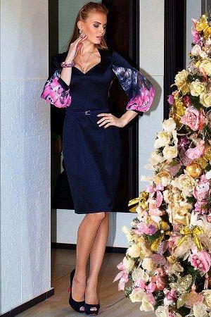 Оригинальное платье ODDI 46-48р в 2 раза дешевле Сп