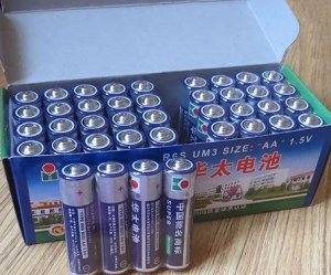 Батарейка АAA (40 шт.)