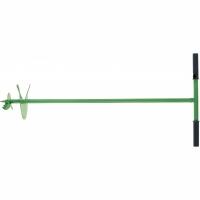 Бур садовый шнековый, 1085 мм, диаметр 200 мм, Россия// Сибртех