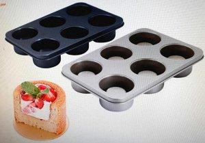 Антипригарная форма для выпечки круговых бутербродов