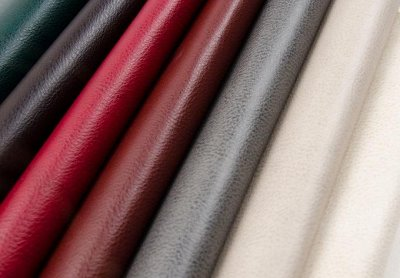 Обивка №29💎 Мебельные ткани и Кожзам (+комплектующие) — Кожа искусственная BOSTON — Мебельная фурнитура
