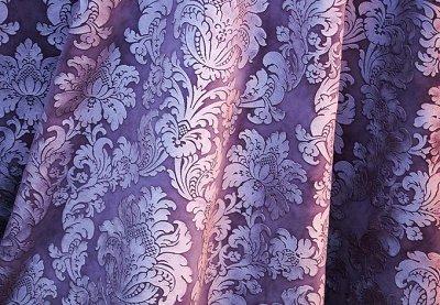 Обивка №29💎 Мебельные ткани и Кожзам (+комплектующие) — Мебельная ткань EMFLOCK EMOTIONS VENZEL (Флок на Флоке) — Шторы
