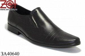 Обувь Верх: натуральная кожа Подкладка: натуральная кожа Подошва: ТЭП Цвет: черный