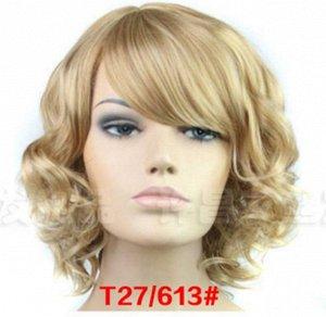 Очень естественный парик, натурального пшеничного цвета!