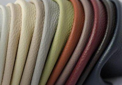 Обивка №29💎 Мебельные ткани и Кожзам (+комплектующие) — Кожа Натуральная! MORRIS (Италия) — Автокресла