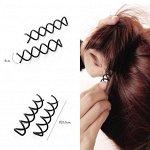 Винтовой зажим для укладки волос