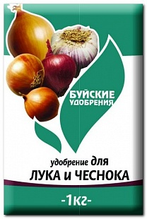 """Удобрение Буйские """"Для лука и чеснока"""" 1 кг"""