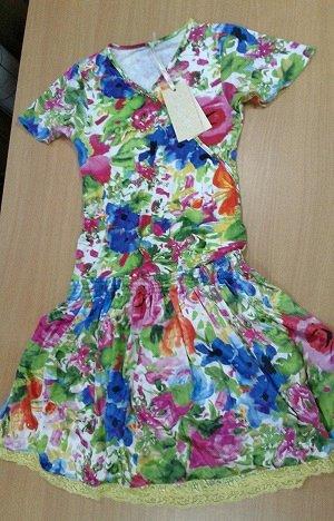 Платье на рост 160